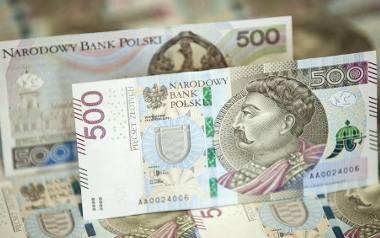Barbara Jaroszek: Wprowadzono banknot 500 zł, bo 200 zł to dla nas za mało
