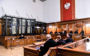 W Sądzie Okręgowym w Gdańsku trwa odczytywanie wyroku w sprawie Marcina i Katarzyny P.