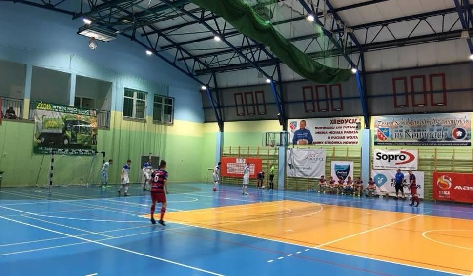 Film do artykułu: Ważna wygrana GKS Ekom Invex Remedies Nowiny w pierwszej lidze futsalu
