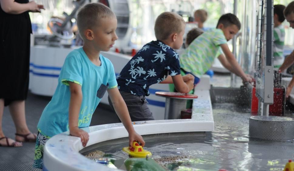 Film do artykułu: Dzień Dziecka w gdyńskim Centrum Nauki Experyment. Spotkaj się ze sportowcami! [zdjęcia]