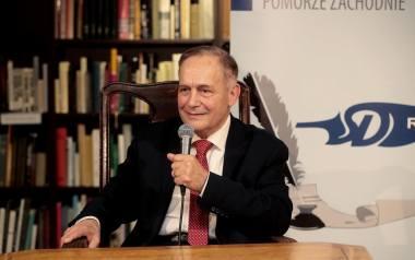 Benefis Jerzego Pobochy w Książnicy Pomorskiej w Szczecinie. Zobacz kto się zjawił na wydarzeniu
