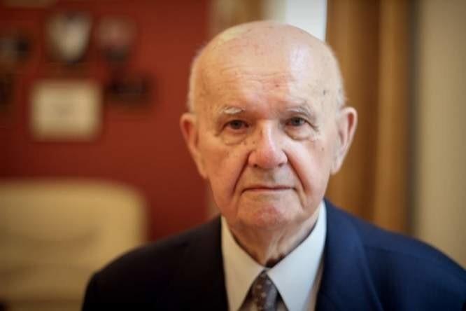 Janusz Tazbir był gościem Toruńskiego Festiwalu Nauki i Sztuki.