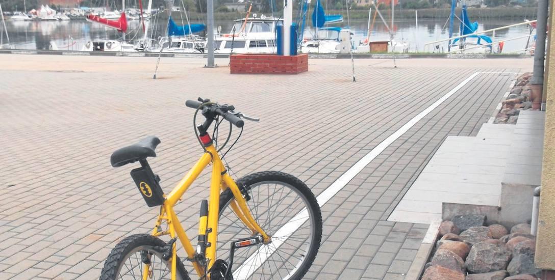 Rowery pozostaną jednak na wałach. Znowelizowana ustawa Prawo wodne