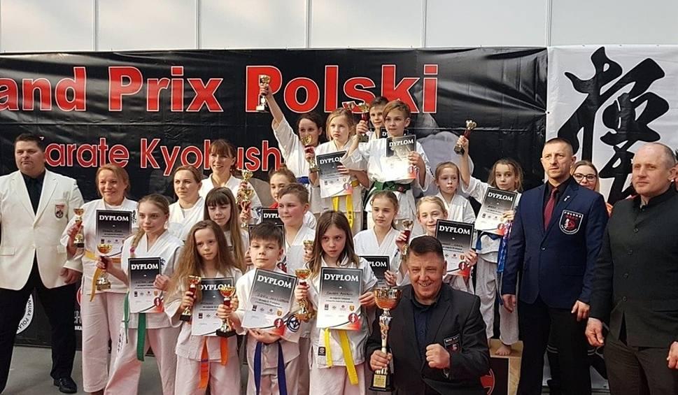 Film do artykułu: Skarżyski Klub Sportów Walki najlepszy w Grand Prix w Kielcach