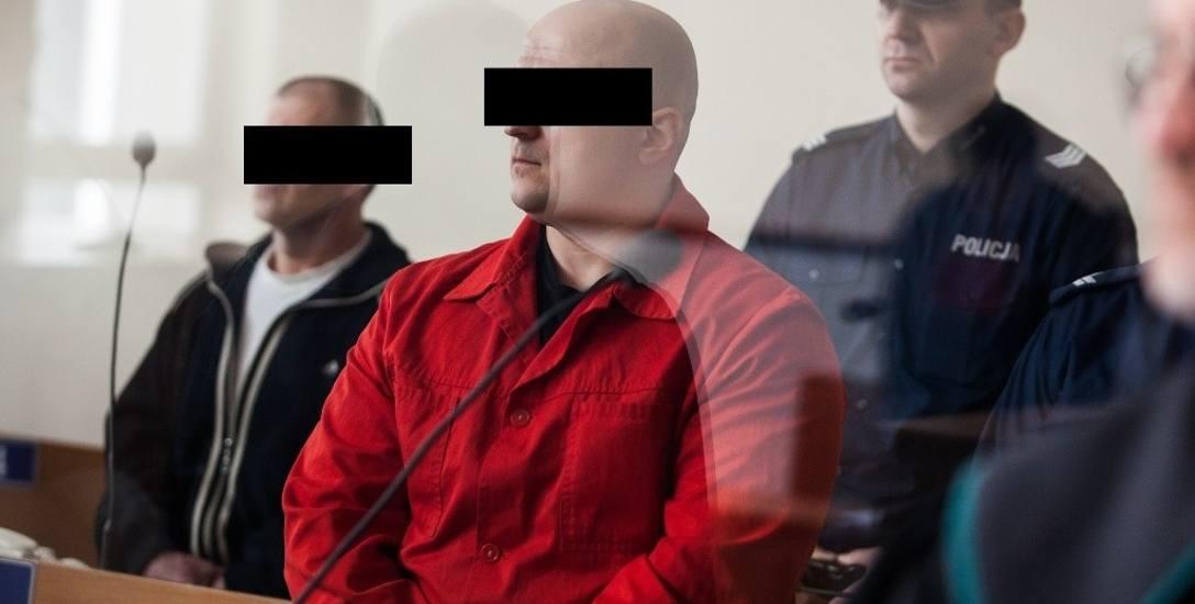 Wojciech W. i Tadeusz G. oskarżeni o zabójstwa właścicieli kantorów i związanych z nimi osób, zostanie nieprawomocnie skazani na kary dożywotniego w