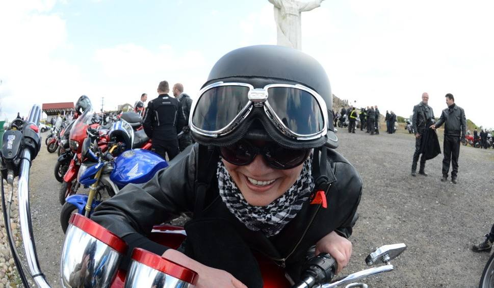 Film do artykułu: Kilkuset motocyklistów pojechało do Rokitna [ZDJĘCIA, WIDEO]