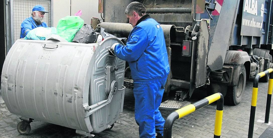 Konsorcjum firm ALBA na razie jako jedyne chce wywozić śmieci z terenu Czeladzi