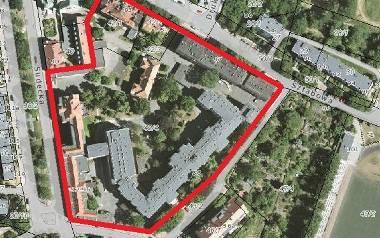 Cena wywoławcza za cztery działki o łącznej powierzchni 2,38 ha wynosi 28 mln zł.