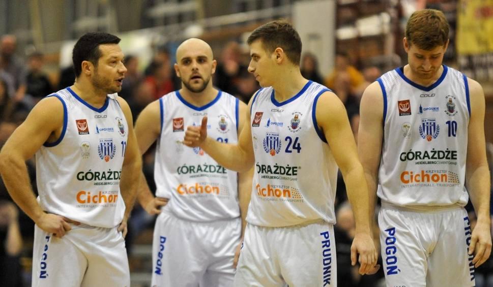 Film do artykułu: Chrobry Basket Głuchołazy i Pogoń Prudnik grają w niedzielę