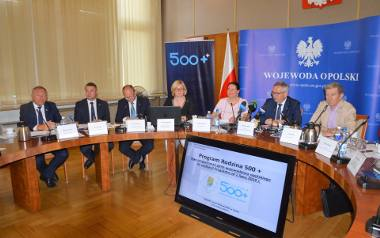 W konferencji uczestniczyli m.in. wiceminister Stanisław Szwed, wicewojewoda Violetta Porowska oraz samorządowcy.