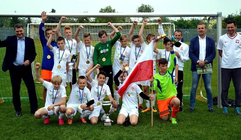 Film do artykułu: Oświęcim. Polska została piłkarskim mistrzem Europy [ZDJĘCIA]