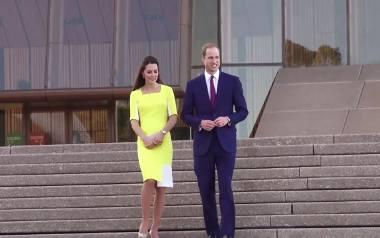 Księżna Kate i książę William spodziewają się trzeciego dziecka