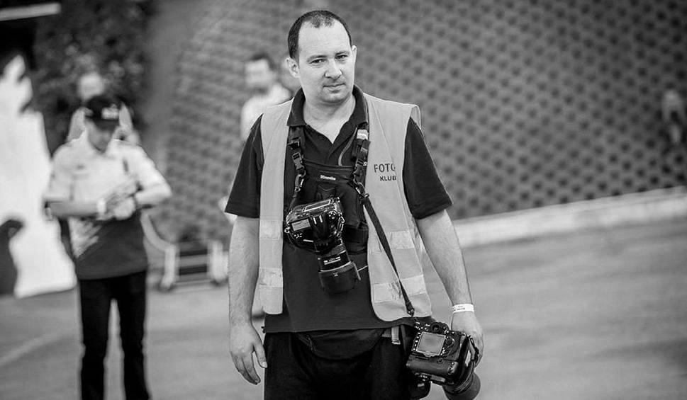 Film do artykułu: Zginął Marcin Szarejko. Znany fotograf sportowy z Gorzowa, związany ze Stalą i żużlem
