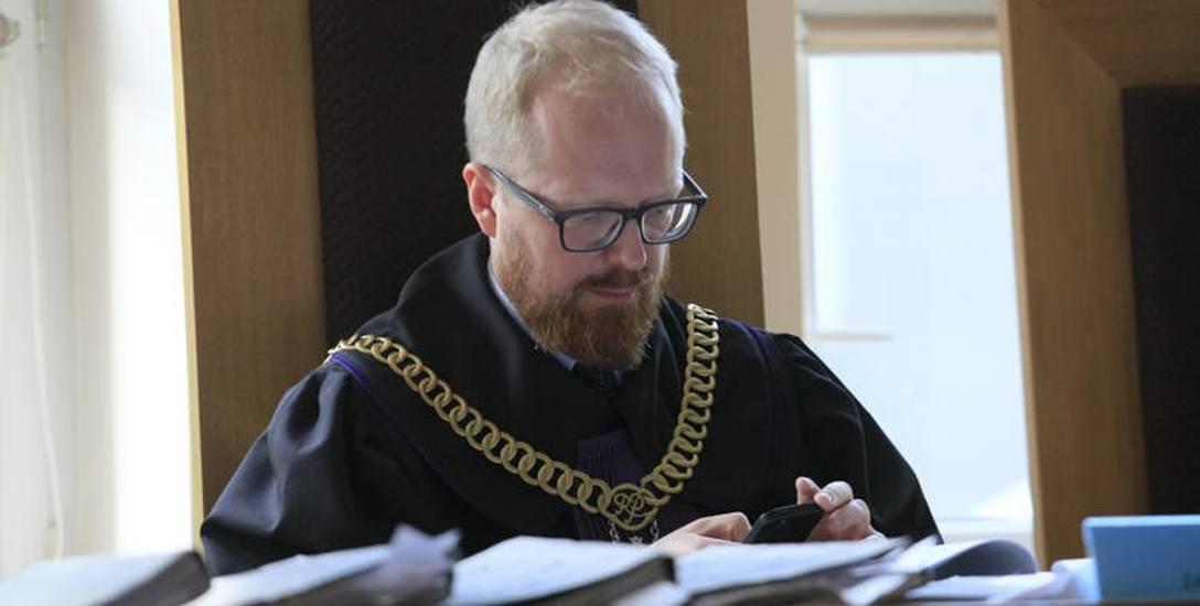 Proces lekarki sądowej prowadzi sędzia Janusz Pelczarski