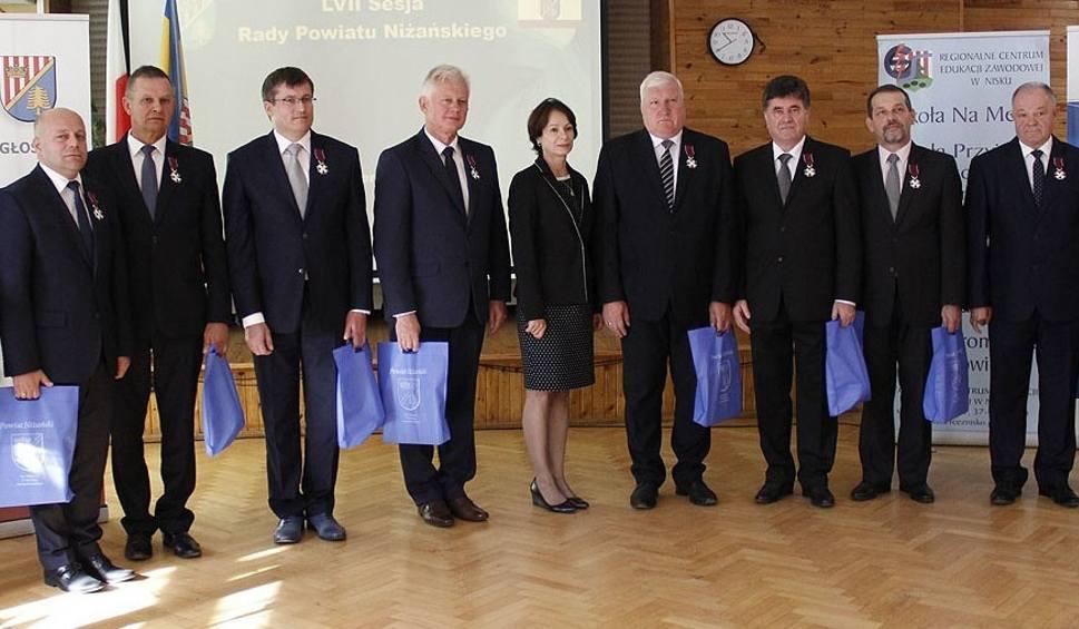 Film do artykułu: Odznaczenia za zasługi dla mieszkańców powiatu niżańskiego