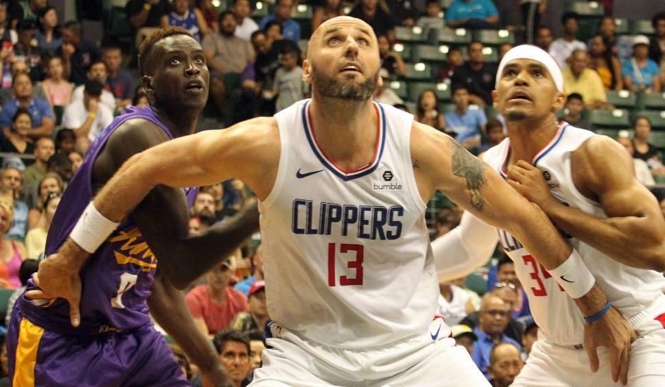Film do artykułu: NBA. Przeciętny debiut Marcina Gortat w nowej drużynie. Los Angeles Clippers przegrali z Denver Nuggets