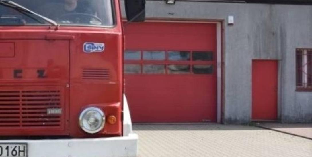 Strażacy ochotnicy z Wiskitna dostaną nowy sprzęt