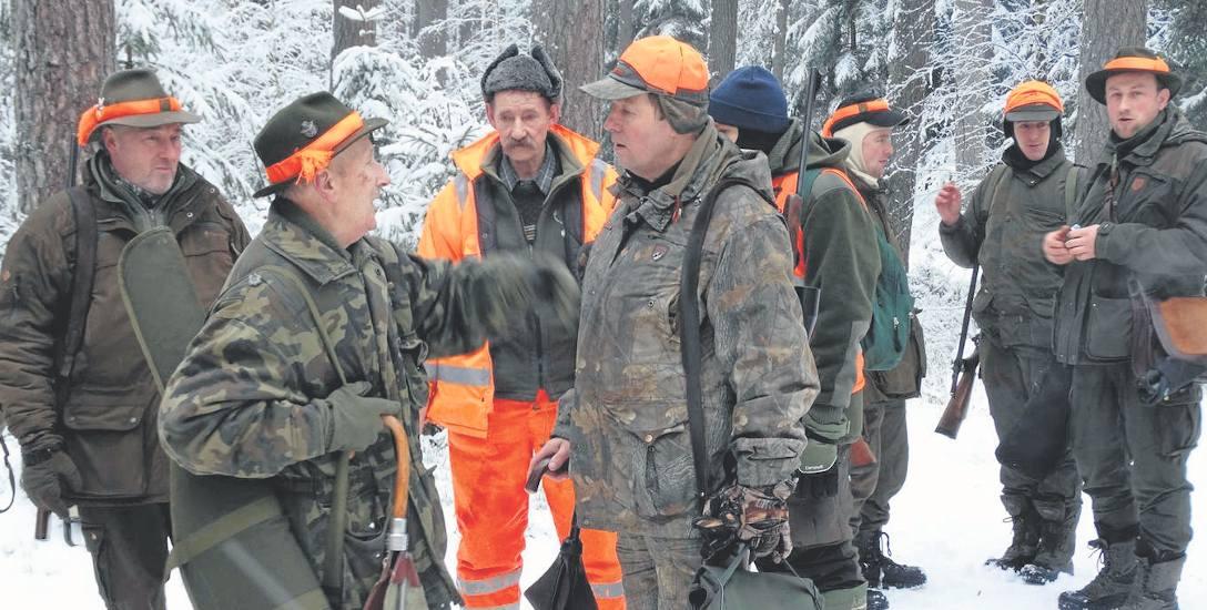 Bezpieczne polowanie