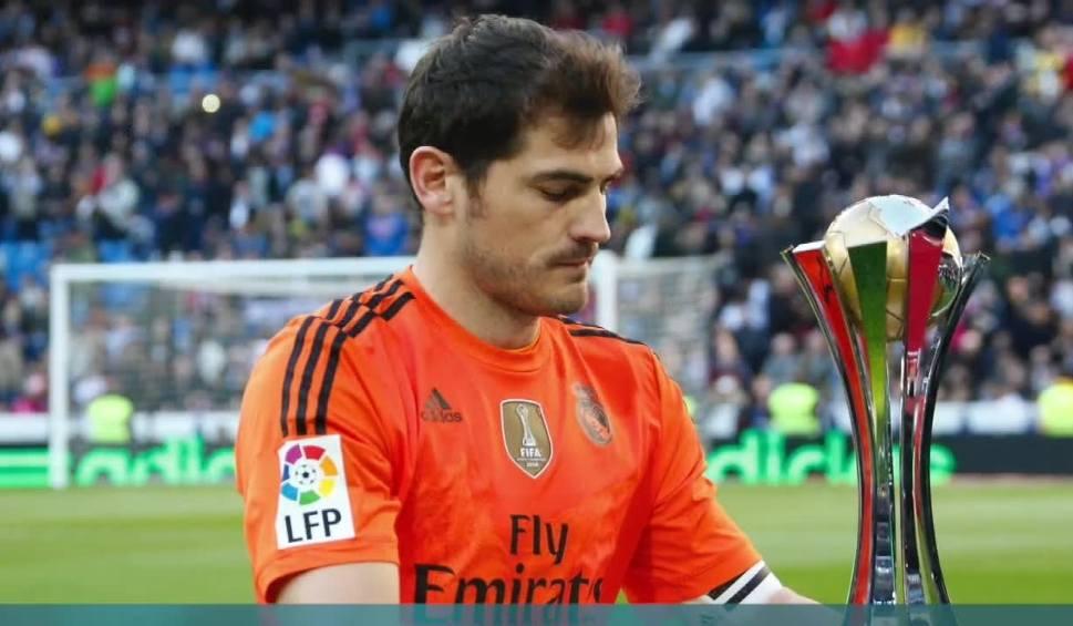 Film do artykułu: Iker Casillas trafił do szpitala. Były bramkarz znów miał problemy z sercem