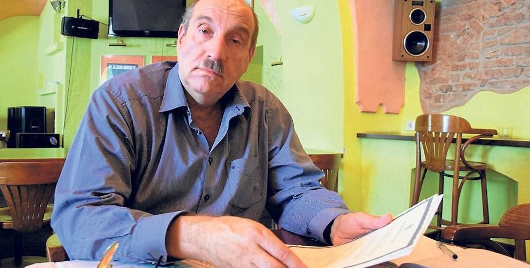 - Zostałem niesłusznie podciągnięty pod  ustawę dezubekizacyjną - mówi Jacek Mykita.