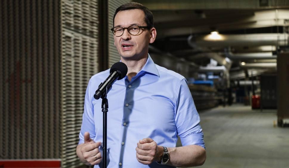 Film do artykułu: Premier Mateusz Morawiecki w Ozorkowie ogłosił obniżenie stawki podatku PIT