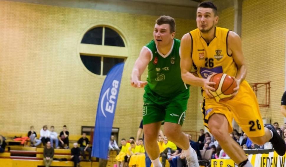 Film do artykułu: Koszykówka. Żubry i Tur Basket wciąż niepokonane w II lidze