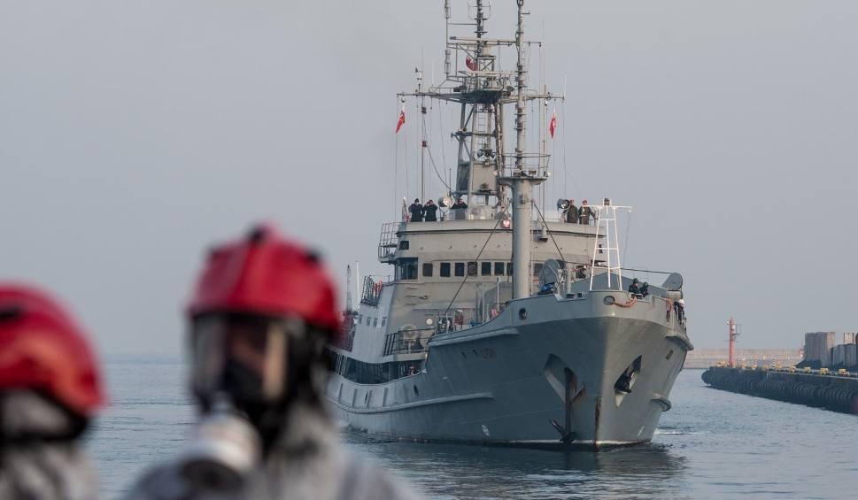 Film do artykułu: Manewry Anakonda 18 z okrętami z Gdyni. Międzynarodowe ćwiczenia Marynarki Wojennej RP [wideo]