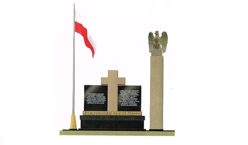 Film do artykułu: W Zwoleniu powstał Pomnik Żołnierzy Niezłomnych. Odsłonięcie monumentu będzie w niedzielę, 14 października. Stworz