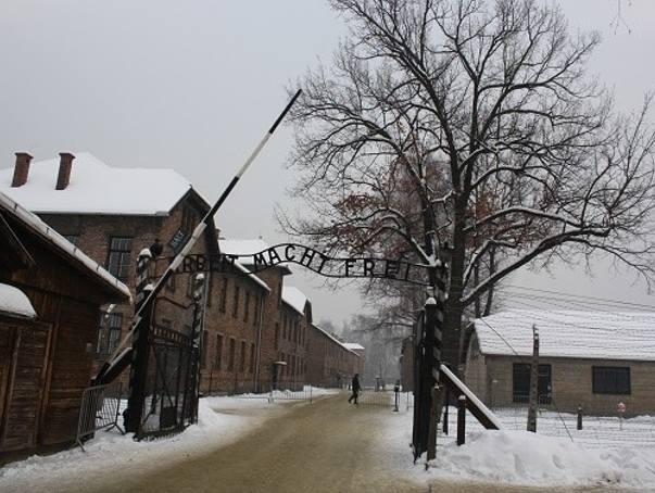 """Małopolska Kurator Oświaty Barbara Nowak żąda """"tylko polskich przewodników"""" w Muzeum Auschwitz"""
