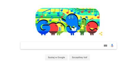 Dziś Dzień Edukacji Narodowej. Z tego powodu Google dało dziś Doodle.