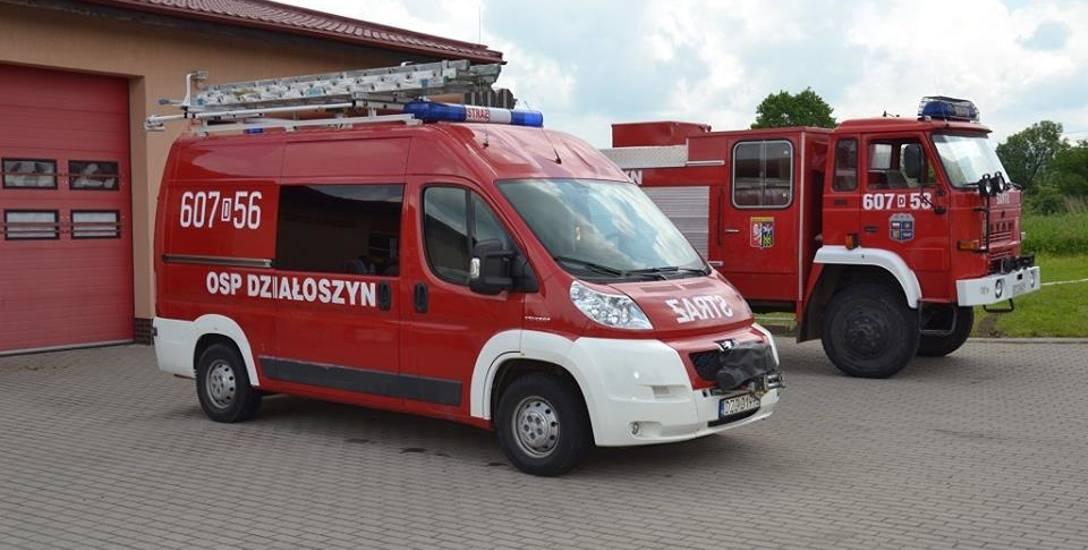 Ochotnicza Straż Pożarna w Działoszynie
