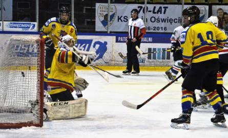 Bramkarz nowotarżan trzykrotnie skapitulował w konfrontacji z Unią. Derby Małopolski zakończyły fazę grupową hokejowych mistrzostw Polski juniorów starszych