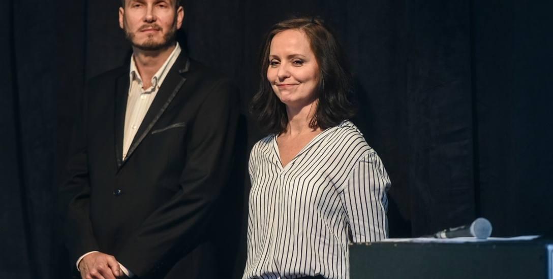 Społeczną koalicję tworzą m.in. aktywiści z Inwestycji dla Poznania (Paweł Sowa) i PdM (Dorota Bonk-Hammermeister)