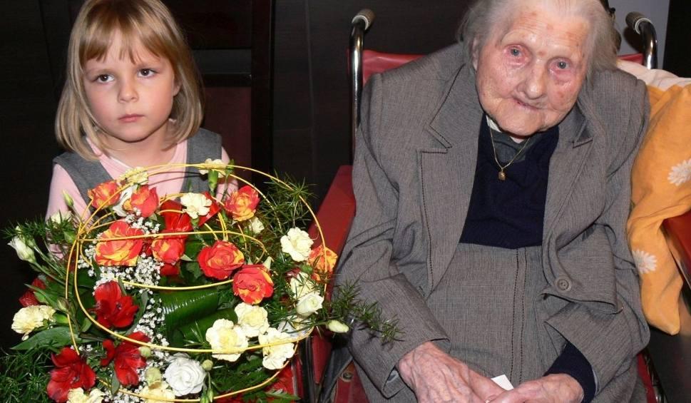 Film do artykułu: Tarnobrzeżanka, Marianna Walas skończyła 100 lat! (ZDJECIA)