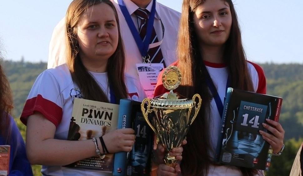 Film do artykułu: Szachistka Solnego Grzybowo drużynową mistrzynią Europy