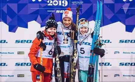 Monika Skinder zdobyła srebrny medal podczas światowego czempionatu w fińskim Lahti