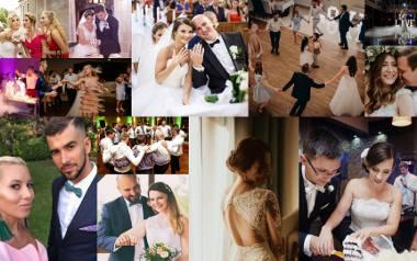 Co jest modne na ślubach w 2018? Porównaj suknie, dekoracje i torty. Tak Państwo Młodzi robią w Polsce wesele!