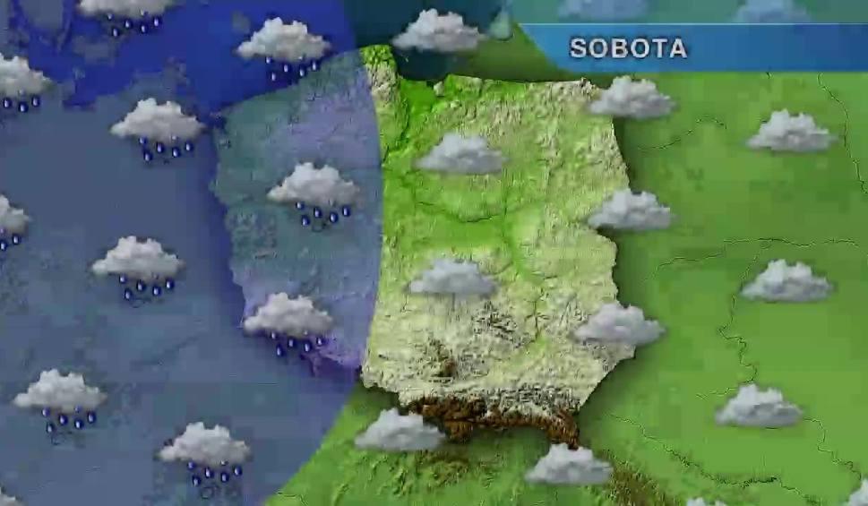 Film do artykułu: Sobota pochmurna. Uwaga na marznący deszcz!
