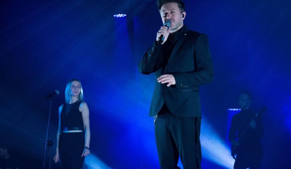 Film do artykułu: Andrzej Piaseczny upomniał prezydenta Bogdana Wentę podczas koncertu