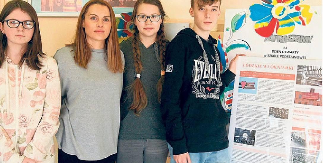 Na Radogoszczu wybrali włókniarki. Szkoła Podstawowa nr 206 w Łodzi ma patrona