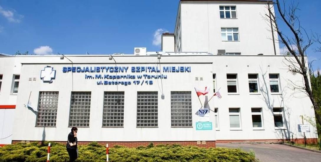 Najtrudniejsza jest sytuacja finansowa szpitala miejskiego przy ulicy Batorego