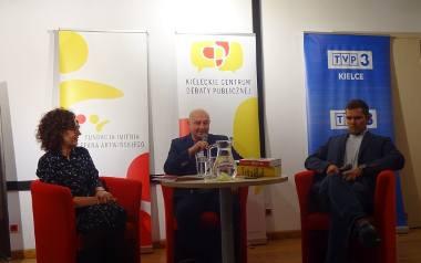 Gorąca dyskusja w Kielcach. O powstaniu warszawskim