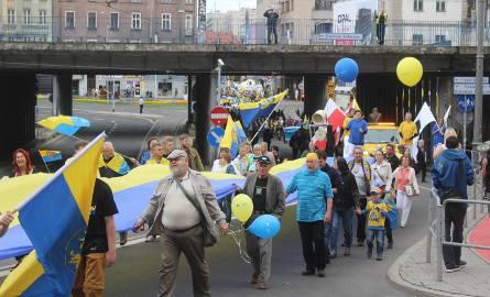 Marsze Autonomii są pokazem siły śląskich organizacji, zwłaszcza Ruchu Autonomii Śląska