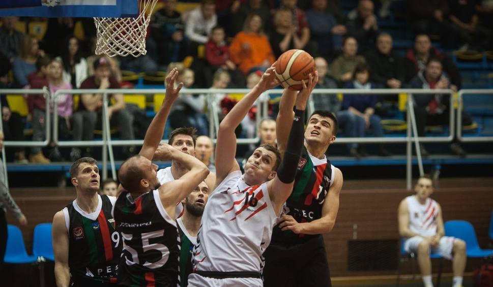 Film do artykułu: Kolejna porażka koszykarzy STK Czarni Słupsk (zdjęcia)