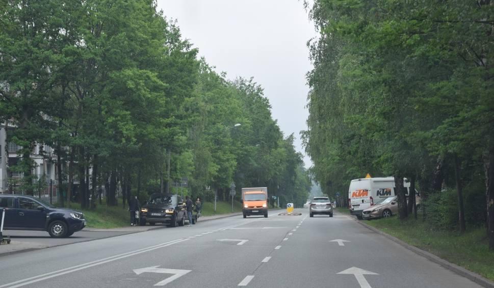 Film do artykułu: Droga rowerowa wzdłuż ulicy Lotnisko w Katowicach zostanie skorygowana. To efekt protestów. Dzięki temu pod topór pójdzie nie 98 a 25 drzew