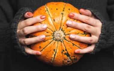 paznokcie na jesień jesień 2020 modne jesienne paznokcie