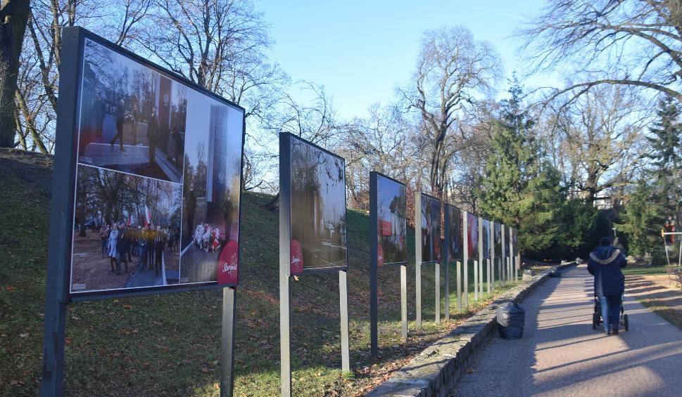 Film do artykułu: Stargard. Nowa wystawa w parku Chrobrego. Migawki z obchodów niepodległościowych