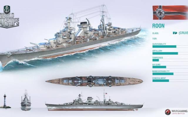 World of Warships: Nowi na morzu (wideo)