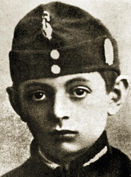 """Antoni Petrykiewicz należał do oddziału """"Straceńców"""" generała Romana Abrahama."""