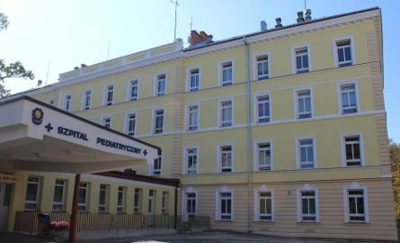 Szpital Pediatryczny w Bielsku-Białej. Modernizacji ciąg dalszy